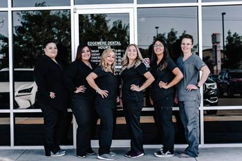 Welcome to Edgemere Dental! ​We are proud to serve the El Paso, TX community.