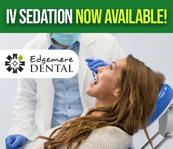 IV Sedation now available!